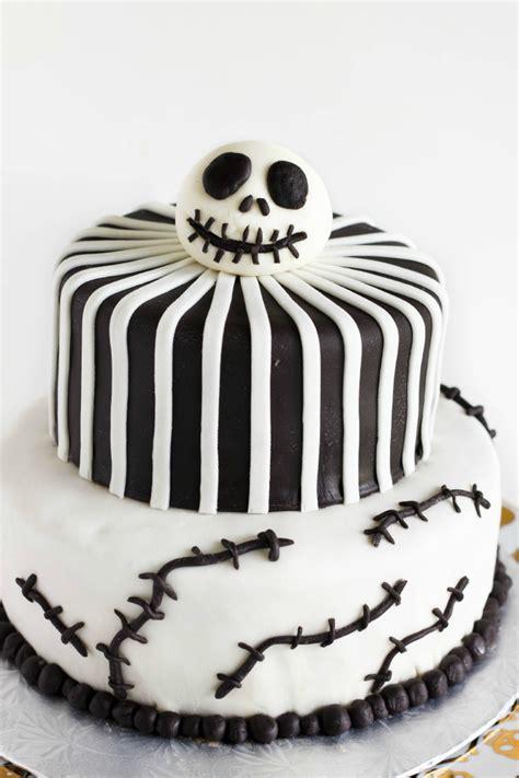 nightmare  christmas cake jack skellington cake