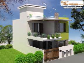 Simple Modern House Building Ideas by Simple Modern Duplex House Design Simple Modern Duplex
