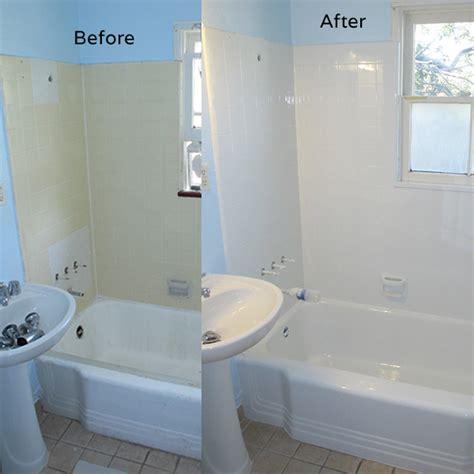 Resurfacing Bathroom Tile by Preferred Tile Bathtub Of26 Roccommunity