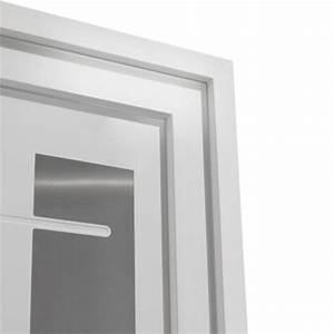porte d39entree pvc avec panneau isolant zilten With isolant phonique porte d entrée