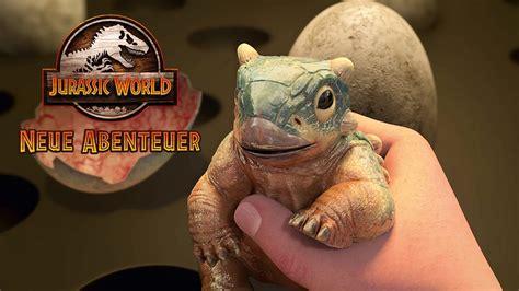 Jurassic World Neue Abenteuer 1 Camp Kreidezeit Das