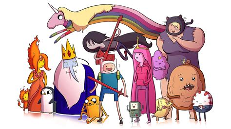 Image Result For Adventure Time Characters