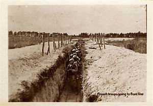 Oregon Secretary Of State  War Overview  Trench Warfare Photos