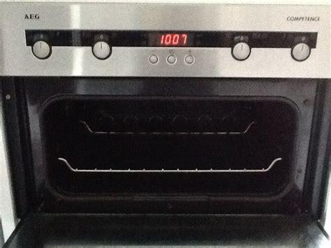 aeg ceranfeld competence aeg competence oven in basildon essex gumtree