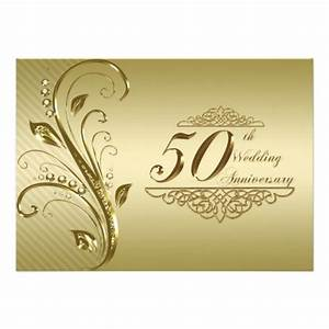 personalized 50th anniversary invitations With wedding invitations under 50