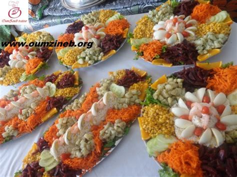 decoration de salade marocaine destockage noz industrie alimentaire machine decoration salade mariage