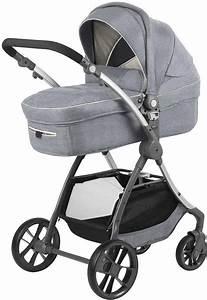 Kinderwagen Kombi Set Günstig : knorr baby kombi kinderwagen set yuu melange hellgrau ~ Kayakingforconservation.com Haus und Dekorationen