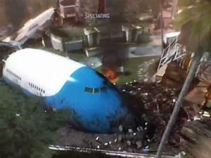 Plane Crash - Air Force One Wreckage on MW3 Black Box ...