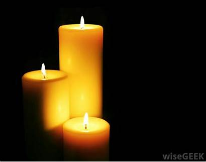 Candles Candle Clipart Burning Artificial Burn Lamps