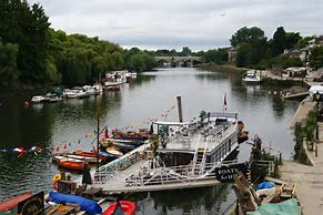 Image result for river thames surrey