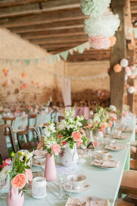 10 Of The Prettiest Ways To Use Pom Poms In Your Wedding