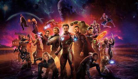 en avengers infinity war marvel acepta sus rarezas