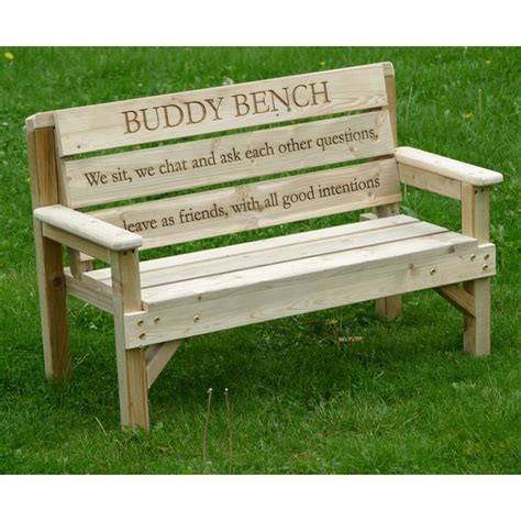 Buddy Bench by Buddy Benches