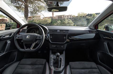Interni Seat Ibiza Seat Ibiza 1 0 Tsi 115 2017 Review Autocar