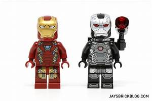 The gallery for --> Lego Iron Man 2 War Machine