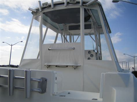 isinglass curtains center console show me your cc curtains the hull boating and
