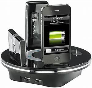 Multi Ladestation Handy : technik gadgets mit stil ajoure ~ Sanjose-hotels-ca.com Haus und Dekorationen