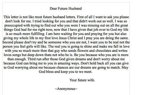 Future Husband Quotes Quotesgram
