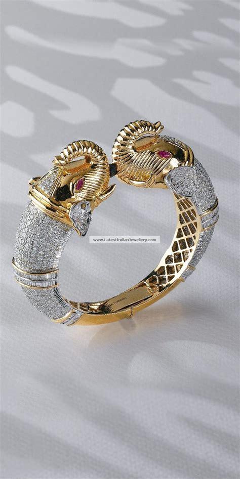 designer diamond kada