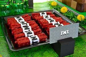 Block Miner & Minecraft Party Planning, Ideas & Supplies