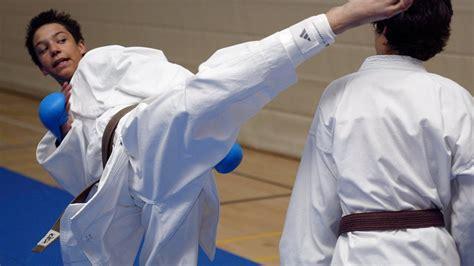 Karate - YouTube