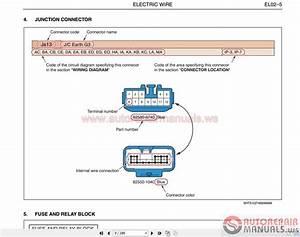 Hino E13c Engine Electrical Circuits