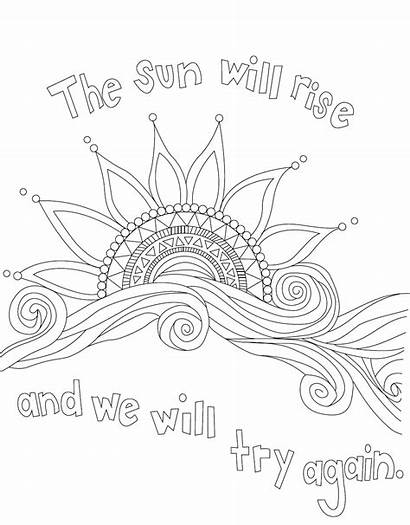 Students College Coloring Self Colouring Care Pages