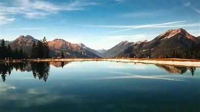 Nature Summer Mountain Lake 3840 2160 4k