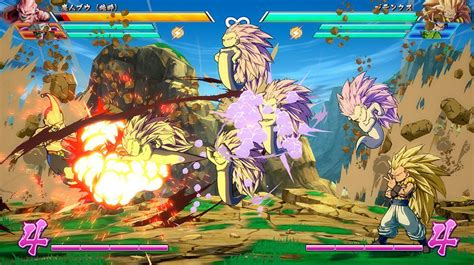 dragon ball fighterz  screenshots gameplay trailer
