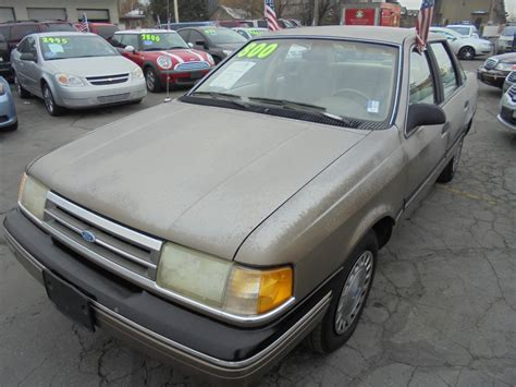 Ford Tempo Sedan For Sale Used Cars On Buysellsearch