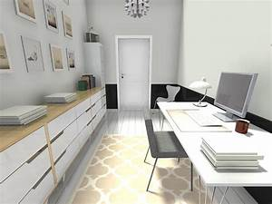 Home Office Ideas RoomSketcher