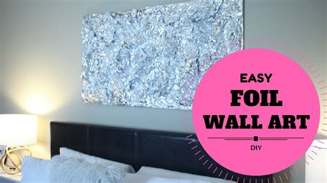 Budget Diy Wall Art Decor For Bedroom (easy & Cheap)