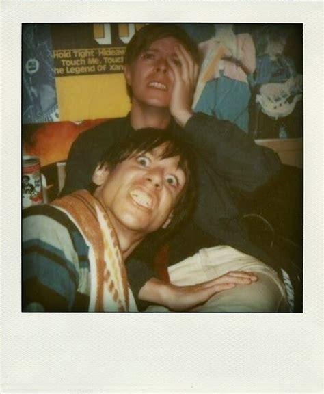 rare    david bowie  iggy pops friendship