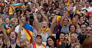 Catalonia Declares Independence From Spain in Defiant ...