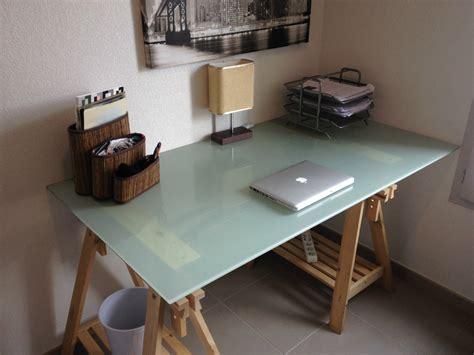 bureau en bois ikea bureau moderne 90 euros vendu absolument tout doit