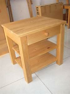 Solid, Pine, Wood, Night, Stand, In, Natural, Lacquer, Finish