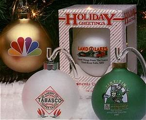 Branded Christmas Ornaments Christmas Decore