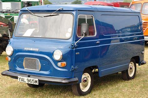 CCMV Classic Commercial Motor Vehicles | Morris J4 (1960 ...