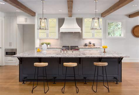 cuisine comptoir comptoir de granite granite au sommet