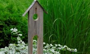 Gartendeko Aus Altem Holz : tag holzbrett basteln und dekorieren ~ Frokenaadalensverden.com Haus und Dekorationen