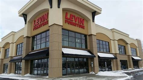 levin furniture opens store in avon cleveland