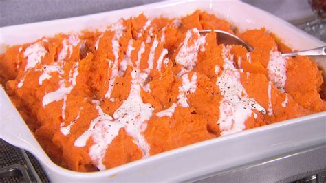 bake yams home cooked for the holidays susan feniger the talk cbs com