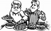 Free Fellowship Meal Cliparts, Download Free Clip Art ...