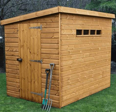 garden shed alarms 10 x 8 traditional pent security shed what shed