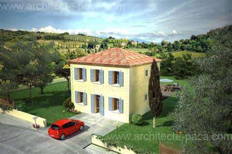 eclairage pour cuisine plan de maison provençale 4 5 pièces villad 39 architecte 142