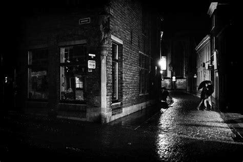 dark street  night wallpapers gallery