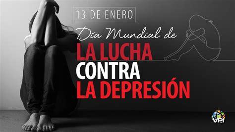 Día Mundial de la Lucha contra la Depresión - VPItv