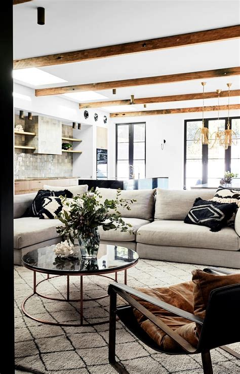 A modern rustic family home with artisanal appeal in 2020