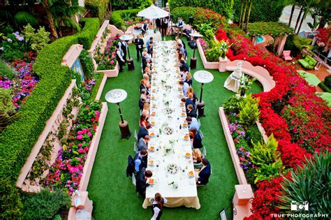 flower  nature filled san diego wedding venues