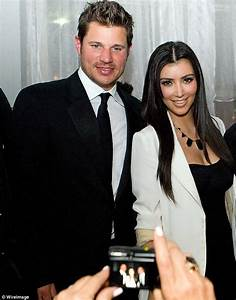 Nick Lachey hints that his ex Kim Kardashian used him to ...